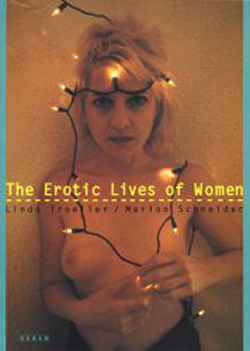 Buchcover »The erotic lives o