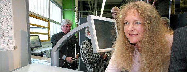 Emily-Roebling-Preis für Marion Schneider